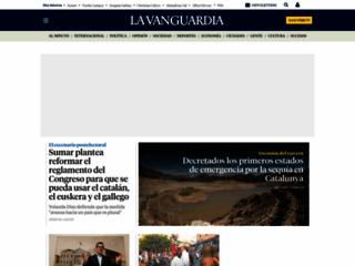 Detalles : La Vanguardia