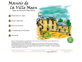 Gîtes Manoir de la Ville Meen