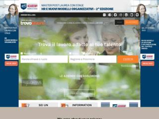 Lavoro.corriere.it - Trovolavoro è il portale di annunci e offerte di lavoro