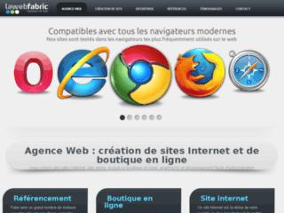 Détails : La Web Fabric