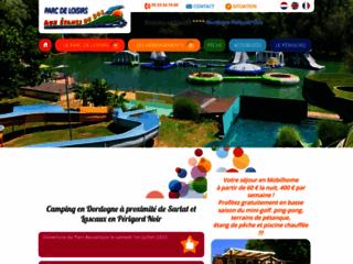 Détails : Camping Dordogne avec parc aquatique