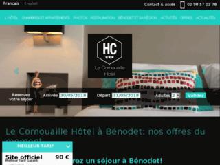Hôtel Le Cornouaille