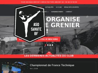 Boxe francaise a Dijon