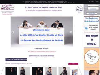 Le site du Sentier - Annuaire des entreprises textiles