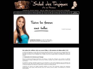 Salon de coiffure afro à Aix : le Soleil des Tropiques