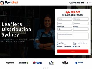 Leaflet Distribution Sydney - Generate More Leads