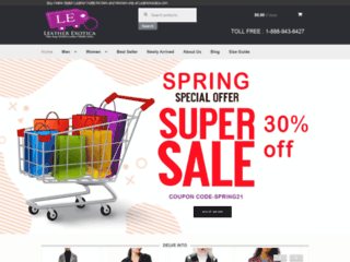 Buy Men Leather Shirts Online