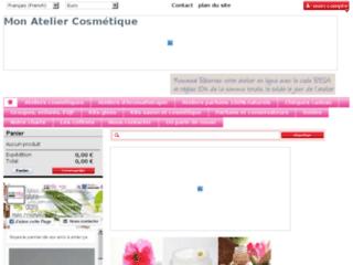 Atelier création cosmétique bio à Paris  - Le Bar à Gloss
