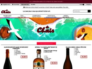 vin en ligne et champagnes