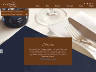 Hôtel Restaurant Le Chalet Pierre Percée. Week-end détente en Lorraine