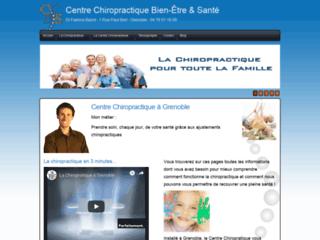 Centre Chiropractique Fabrice Bazot sur http://www.lechiro.fr