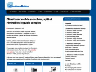 Le Climatiseur Mobile