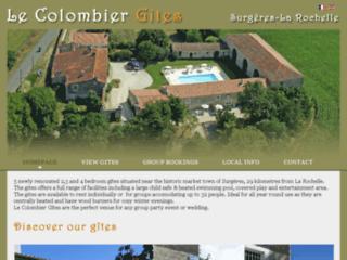 Hébergements en Charente Maritime