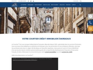 Société de courtage immobilier sur Bordeaux