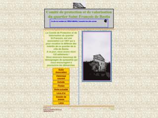 Comité de protection et de valorisation du quartier Saint-François de Bastia
