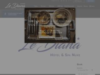 Hôtel Le Diana