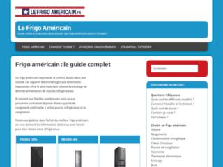 Le Frigo américain