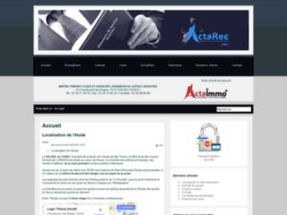 ACTAREC Huissiers de justice associés