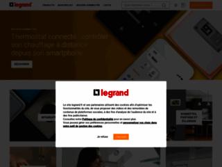 Interrupteurs Legrand