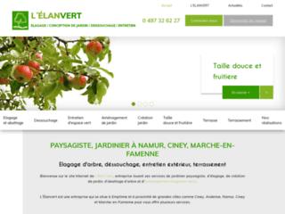 Elagage et abattage d'arbres à Liège