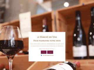Détails : Le Marché des Vins