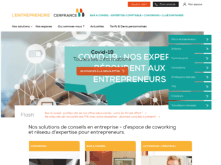 L'entreprendre – gestion TPE