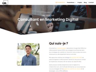 Détails : Les magnifiques services de votre consultant web