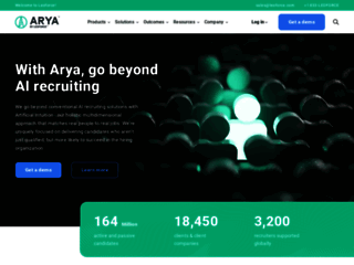 Better Qualified, More Diverse: Benefits of Automated Recruiting