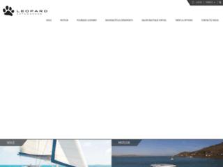 Détails : Léopard Catamarans