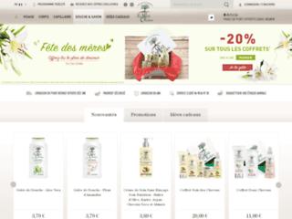 Produits, soins cosmétiques à base de beurre de karité issu du commerce équitable