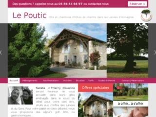 maison d'hôtes en Armagnac pour un week-end dans les Landes