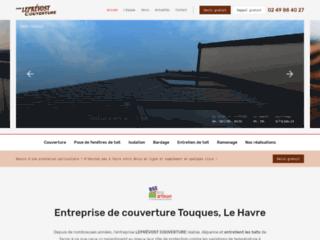 Artisan couvreur à Touques, Lisieux