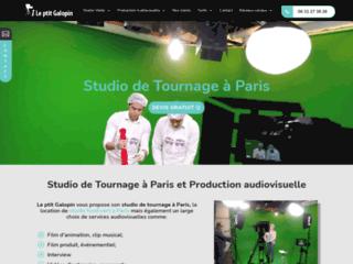 Détails : Le Ptit Galopin, un studio de tournage expérimenté près de Paris