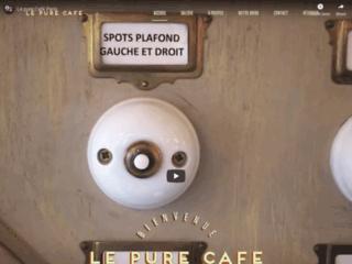 Restaurant 75011 - Le Pure Café