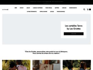 Les Griottes - Cadeaaux personnalisés pour enfants