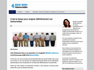 Détails : Traitement ultime contre les hémorroïdes