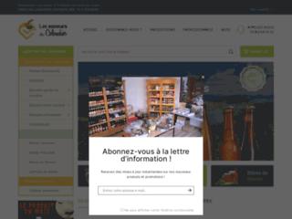 image du site https://www.les-saveurs-du-colombier.com/