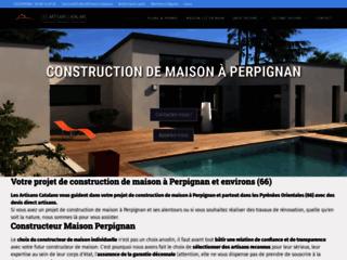 Construction de maison à Perpignan 66