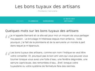 Lesbonstuyauxdesartisans.com: Des conseils destinés aux amateurs du bricolage
