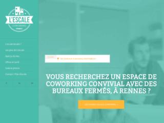 L'escale Coworking à Rennes