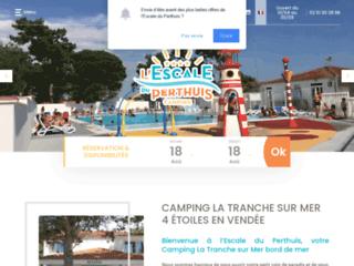 Détails : Meilleur camping à quatre étoiles à La Tranche-sur-Mer