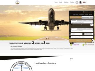 Détails : Les chauffeurs Parisiens