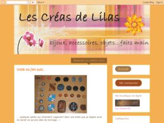 Blog de création de bijoux en fimo - Les Créas de Lilas