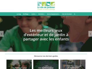 Détails : Le site du jardinier