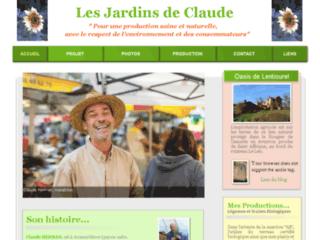 Les jardins de Claude.. jardins du Len