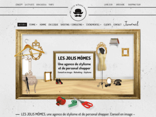 Personal Shopper - Les Jolis Mômes