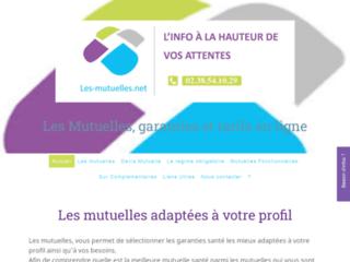 Détails : Formules de mutuelles santé adaptées et bien ciblées