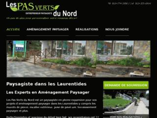 Aménagement Paysager - Les Pas Verts du Nord