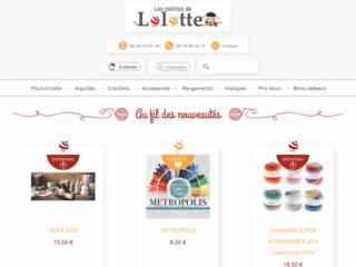 Boutique en ligne de laines à tricoter de qualité - Les Pelotes de Lolotte