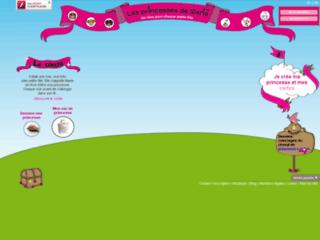 Les princesses de Marie: loisirs créatifs en ligne pour les petites filles.